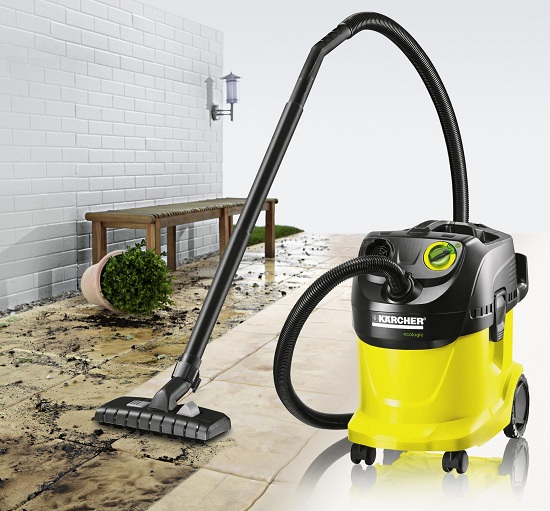 Пылесос Karcher WD 7.800 eco!ogic